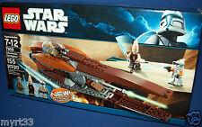 LEGO 7959 STAR WARS - GEONOSIAN STARFIGHTER Retired NEW in BOX