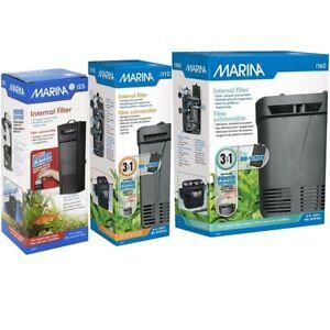 Marina Aquarium Internal Power Filter i25 i110 i160 Fish Tank Cartridge