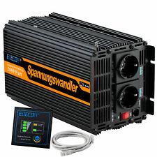Convertitore 24V 220V 230V Power Inverter 2000W 4000W invertitore Softstart USB