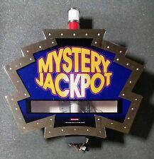 Konami Slot Machine MYSTERY JACKPOT Progressive Topper