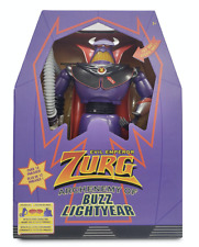 """Disney Toy Story Emperor Zurg Talking Light Up Action Figure 15"""" Free Ship NEW!"""