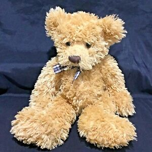 "Russ Berrie ""Spriggs"" Teddy Bear Plush Soft Stuffed Toy"