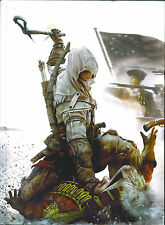 Assassins Creed III The Complete Official Guide-Collector's Edition w/Map-2012