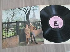 FAIRPORT CONVENTION UNHALFBRICKING 1ST BLOCK LOGO vinyl LP 1969 EX-/EX Tested