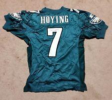 Bobby Hoying Philadelphia Eagles Ohio State University OSU Game Worn Used Jersey