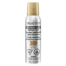 Streaks 'N Tips TEMPORARY HIGHLIGHT HAIR COLOR SPRAY - GOLD DUST 3.5oz