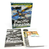 Pacific Theatre for PC CD-ROM by Abacus in Big Box, 1999, VGC, CIB