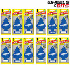 12 x NEW CAR Scent Magic Tree Little Trees Car Home Air Freshener Freshener