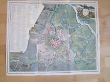 Wien Archiv Edition 1070 Grundriß von Wien 1787 Max Grimm