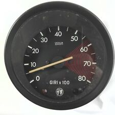 Contagiri ALFA ROMEO 1750 BERLINA - TYPE 105 - VEGLIA BORLETTI GT Rev counter