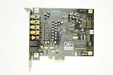 Dell (F333J) Soundblaster SB0880 X-Fi Titanium PCIe-x1 Full Height Sound Card (0