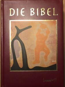 Die Bibel Jörg Immendorff Gute Nachricht Altes Neues Testament Bertelsmann
