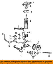 FORD OEM Front-Lower Ball Joint E9SZ3050A