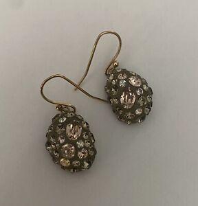New Alexis Bittar studded drop earrings