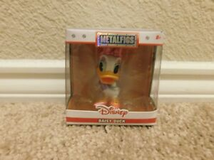 Brand new in the box Disney Daisy Duck Metalfigs heavy metal figurine