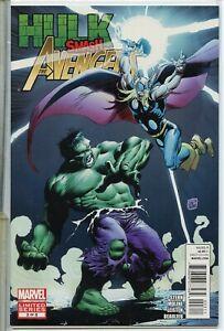 Hulk Smash Avengers 2012 series # 3 near mint comic book
