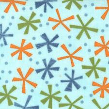 MODA Fabric ~ TEN LITTLE THINGS ~ by Jenn Ski (30505 14) - by 1/2 yard