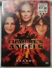 Charlies Angels - The Complete Second Season (DVD, 2004, 6-Disc Set)