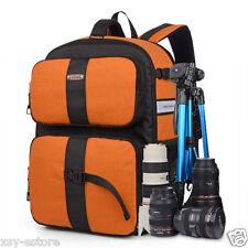 DSLR SLR Digital Camera Backpacks Big Photograph Bag Case Large Space Storing