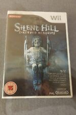 SILENT HILL SHATTERED MEMORIES NINTENDO WII PRECINTADO SEALED PAL UK