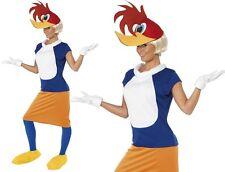 Sous licence Winnie woodpecker fancy dress costume femme tenue par smiffys nouveau