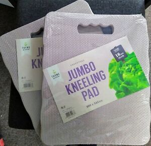 2 x New Jumbo Garden Knee Pad Kneeling Matt Soft Foam Home Multipurpose UK