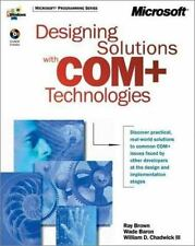 Designing Solutions with COM+ Technologies (Pro - Developer)