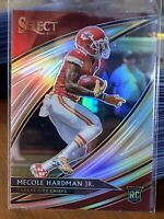 2019 Panini Select Mecole Hardman Jr RC Prizm Field Level Chiefs #243