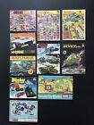 Vintage toy catalogues-Dinky toys, Corgi toys, Matchbox, Britain's Toy Model
