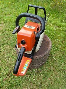 STIHL 023C16 inch petrol chainsaw used