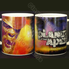 OFFICIAL Planet of the Apes Movie Film Picture Logo Mug *Michael Clarke Duncan
