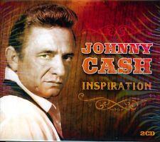 JOHNNY CASH - INSPIRATION (NEW SEALED 2CD)