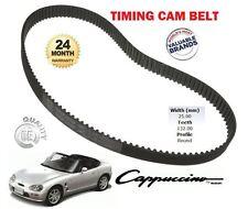FOR SUZUKI CAPPUCCINO 0.7 F6A 1993-> NEW TIMING CAM BELT 11407-62D11 12761-62D10