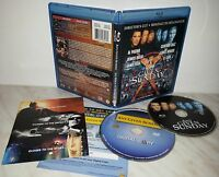 BLU-RAY + DVD ANY GIVEN SUNDAY - DIRECTOR'S CUT