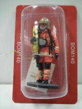 Del Prado 1/32 Figure Fireman Firedress-marseille-france - 2011 BOM140