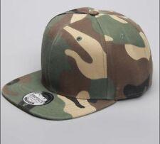 Men's Flat Cap Military Hats