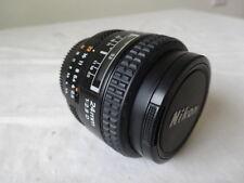 NIKON NIKOR AF 28mm F2.8 D Camera Lens