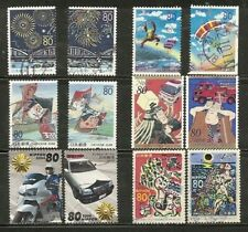 JAPAN :6 DIFF.TOPICAL SETS,LARGE COMMEMO.COMPLETE,FU,# 77(1)
