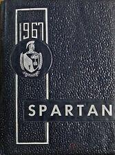 High School Yearbook Granger Washington WA Granger High School Spartan 1967