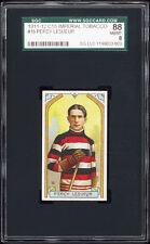 1911-12 C55 Imperial Tobacco #16 Percy LeSueur HOF.  SGC 88 NM-MT.  Pop 1