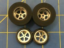 Mid-America Drag Star Tires 1 3/16 x .385  w/ fronts  Mid-America Raceway