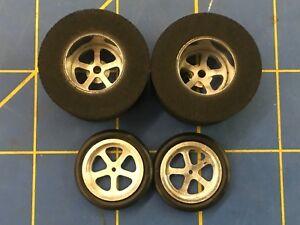 Mid-America Drag Star Tires 1 3/16 x 500 w/ fronts  Mid-America Raceway