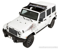 Bestop 52450-35 Black Diamond Sunrider fits Jeep Wrangler JK Unlimited Hardtop