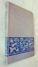 Citizen 13660 by Mine Okubo, Columbia U. Press, Hardcover 2nd printing 1947
