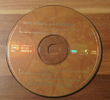 CD MICHAEL JACKSON-you are not alone