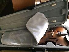 Acoustic Electric Violin Cover Cloth Blanket Velvet For Violin Case