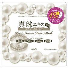 Alovivi pearl beauty mask 45 pieces Jp