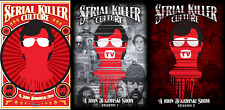 SERIAL KILLER CULTURE DVD COMBO: FILM AND TV SHOW DOCUMENTARIES -  BRAND NEW!