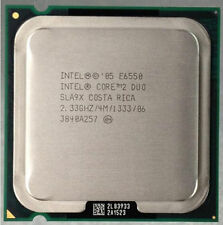 Core 2 Duo 2.33 Ghz Processor E6550 (4M Cache, 2.33 GHz, 1333 MHz FSB 1 month