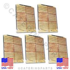 DUALIT FOUR 4 SLOT BREAD TOASTER HEATING ELEMENTS FULL SET FOR USA 110v / 120v